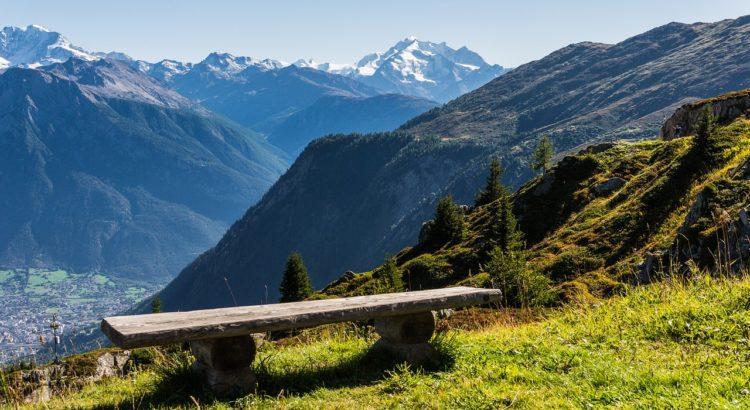 Valais, le plus beau pays au monde