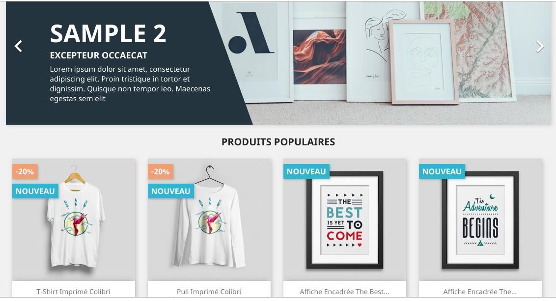 shop boutique en ligne