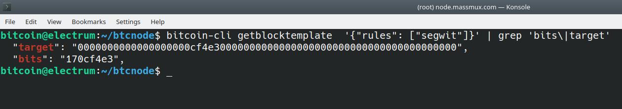 proof of work bitcoin minage